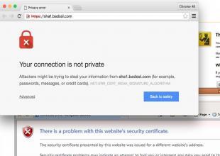 Certificats de seguretat SSL per a tots els nostres dominis